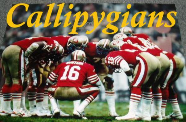 Callipygians