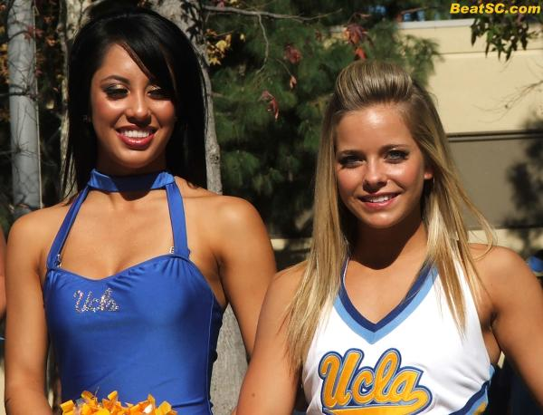 The girls now pose for photos outside Pauley before every game.  How awesome is THAT!