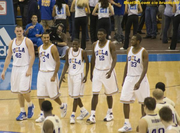 UCLA is 3-0 (and sc is 0-3) — Not bad, for STARTERS.