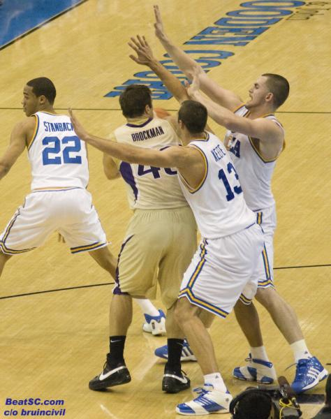 """If """"Defense Wins Championships,"""" dust off another place in Pauley…"""