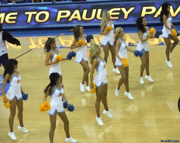 P's on Earth:  Peerless Princesses Present Pauley Pride Perfectly