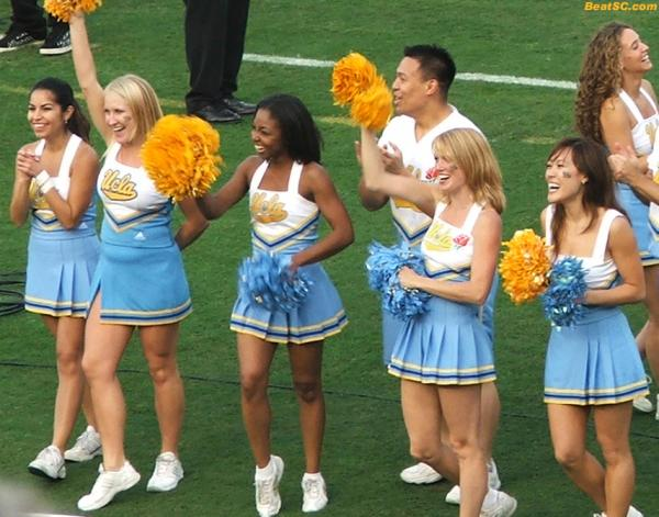 Sc & Mayo may've just passed their Expiration Date (UN-like the Bruin Alumni Cheerleaders)