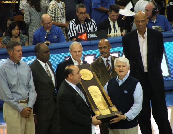 The 1968 NCAA Champions!