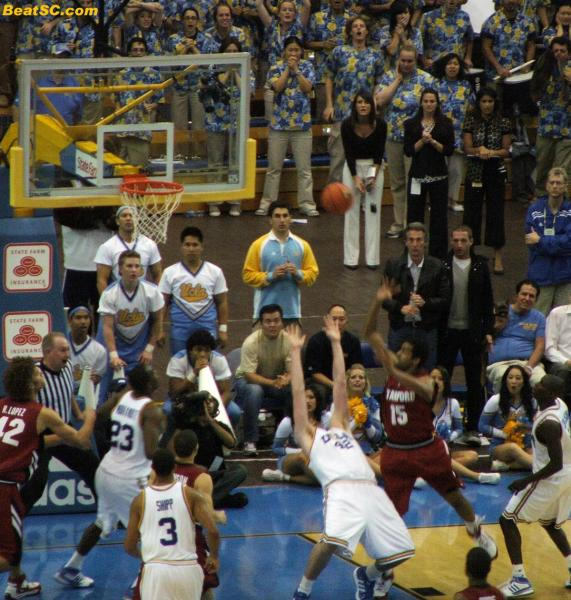 Thanks to Kevin, the Title is no longer IN LIMBO.  (This is the huge NON-call with 8 seconds left in regulation)