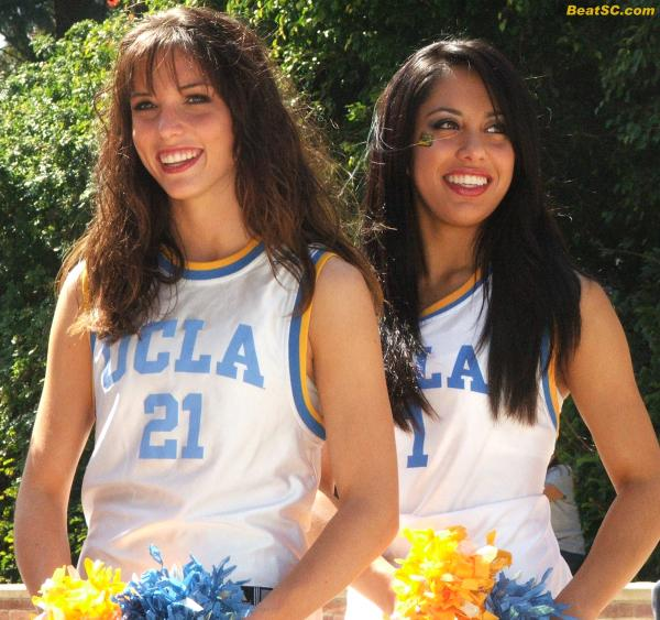 A Pro like Rose knows:  UCLA is #1 in this area.