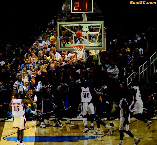 Chalmers turned Cal's Club into the Memphis Fizzlies.