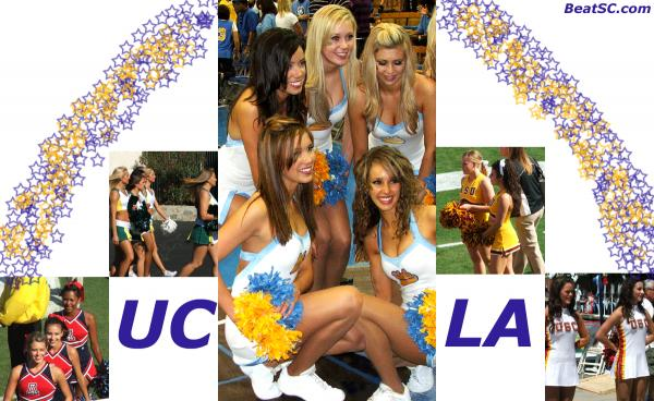The Lakes don't want no Flakes, and neither does Mollie, as the Spur-scalping Lakers and hair-raising Bruin Dance Team dominate for a reason.