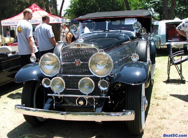 """Slick Black Cadillac"" — 1941"