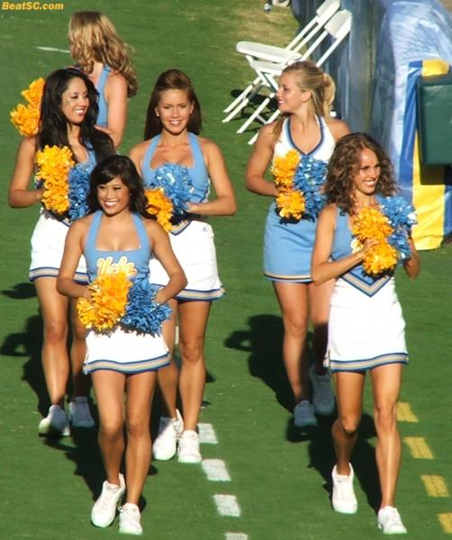 Bottomless Cheerleaders http://beatsc.com/?p=2202