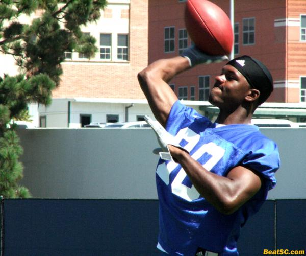 Does Freshman Wide Receiver Antwon Moutra want to be 7th String QB?  Looks like he could throw it to Beijing (right through the smog).