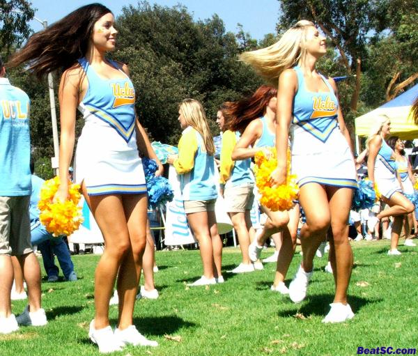 UCLA Spirit continues to raise the bar.