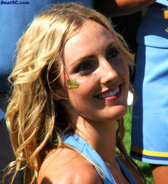 Kara's stare into rarified air is symbolic of UCLA Football's broadening horizon.