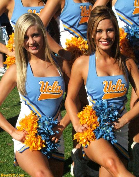 UCLA may have finally found its level (as opposed to finding its groove).