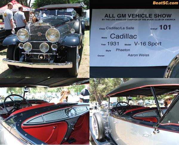 1931 Cadillac Phaeton