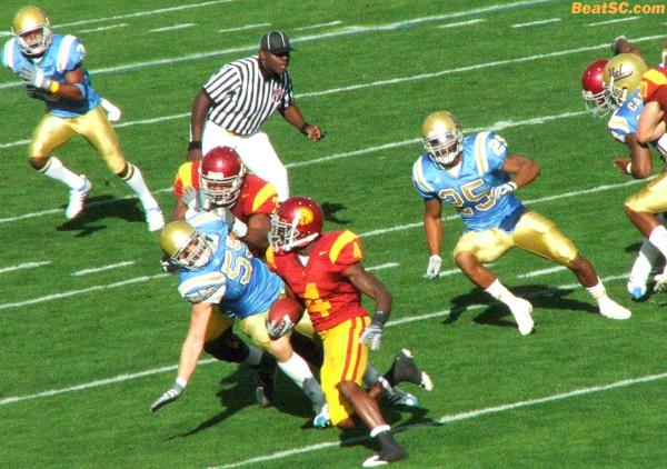 Nice tackle (by that O-Lineman).