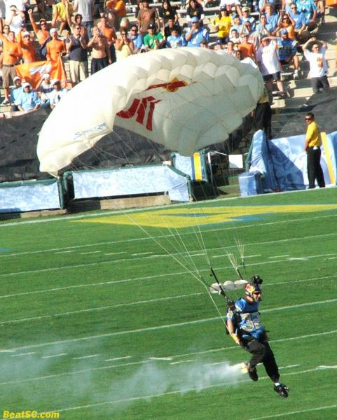 Many Happy Landings, but just one that matters for Pitt fans.