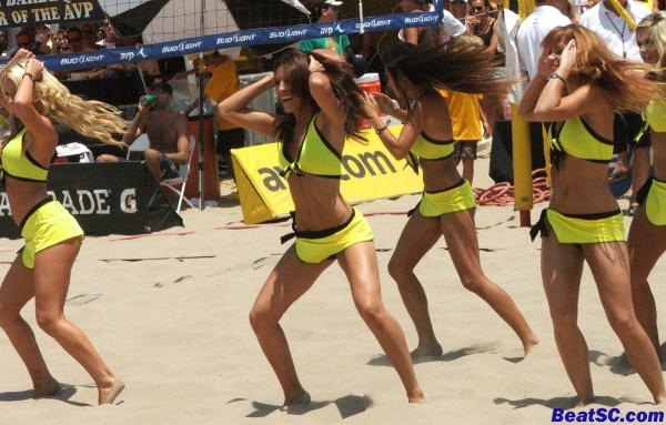 Maybe some of your Bruin faves will show up on the AVP Girl squad.
