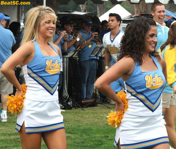 Vintage UCLA — 2006 was a very good year.