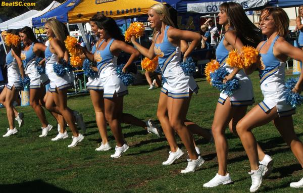 """…but the Bruins gave up 23 First Downs (they got 20), and 463 Total Yards (they got 374), including 17 yards on the game-winning """"Fly Sweep,"""" a play that has been killing UCLA lately."""