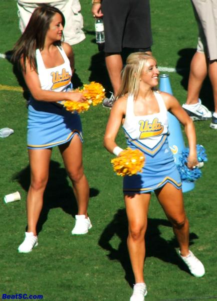Neuheisel and Chow will be speaking at the Cheer Event — That's two more good reasons to attend.