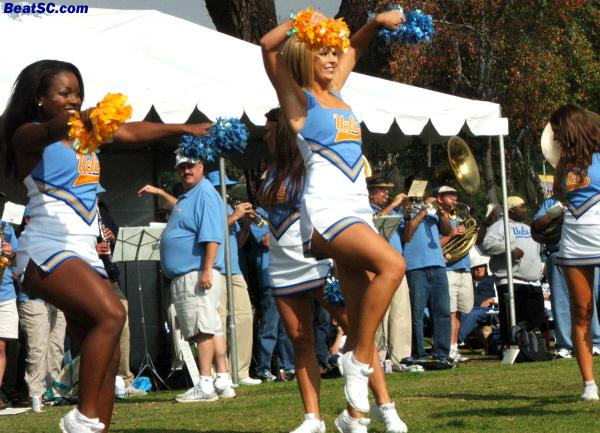 Congrats to UCLA Gymnastics, who won the 2010 Pac-10 Title this past week.