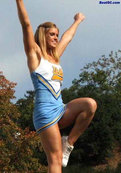 """Is Lindsay the under-represented Cheerleader that has """"BL"""" dissatisfied?"""