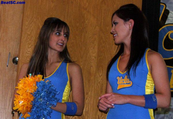 One Night Stand With A Ucla Cheerleader