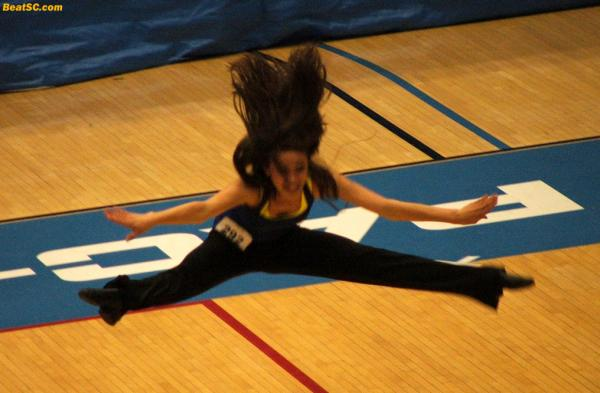 Last One!  But there will still be more, never-before-seen, UCLA Spirit Pics, landing soon.