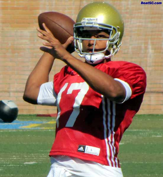 Brett Hundley prepares for launch