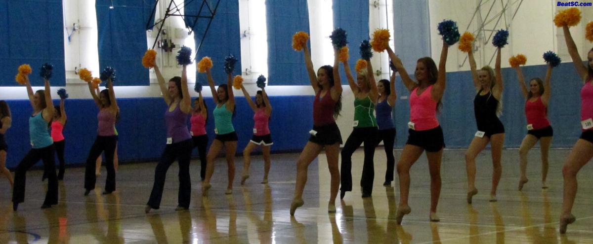 Ucla Dance Team 2012 ROYALTY ON PARADE | Th...