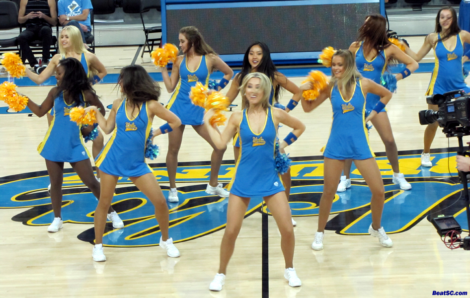 Ucla Dance Team 2012 RE-VAMPED | The Trojan...