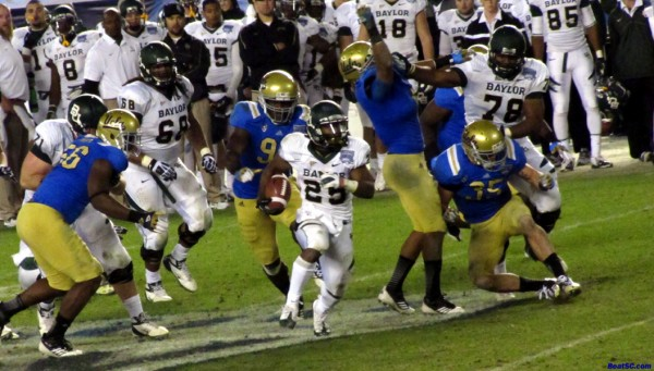 Seastrunk says he'll win the Heisman next year -- If he plays UCLA 12 times, he WILL.