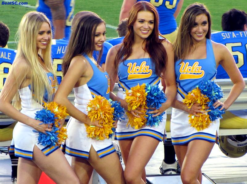Image result for ucla football cheerleaders