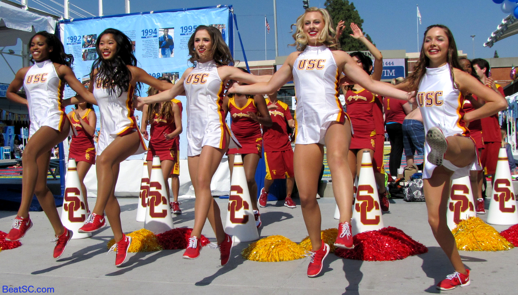 ... on April 14th, 2015 and is listed in UCLA/usc/Cheerleader Photos